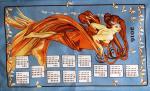 Kalendář plátěný