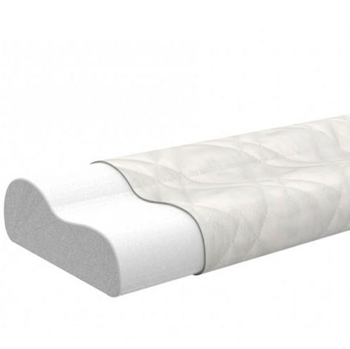 Zdravotní polštář - viscoelastická pěna