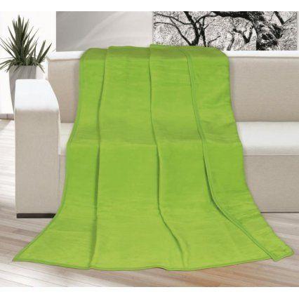 Deka akryl - zelená